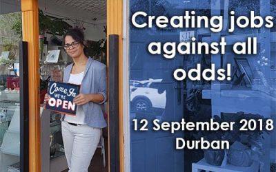 SBI SME Indaba wed 12 September: Durban