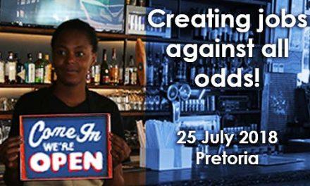 SBI SME Indaba wed 25 July: Pretoria