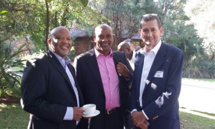 AHI SME Indaba – Keynote address: Mcebisi Jonas – Former deputy minister of finance,