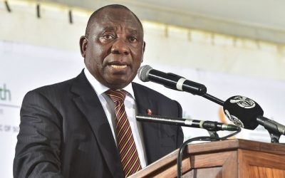 Will Ramaphosa cut South Africa's SME ministry?