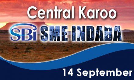 SBI SME Indaba 14 September 2018 – Central Karoo