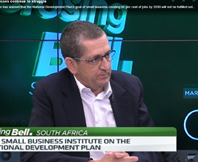 CNBC Africa: Why SA's small businesses continue to struggle
