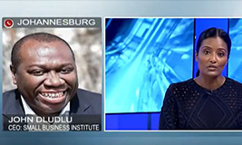 Business Day TV: WATCH: R500m immediately available to assist SMMEs